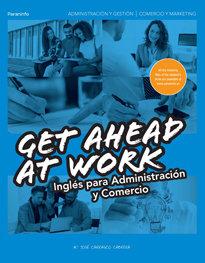 Get ahead at work ingles para administracion y comercio