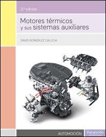 Motores termicos y sus sistemas auxiliares