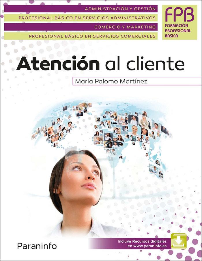 Atencion al cliente profesional basico en servicios adminis