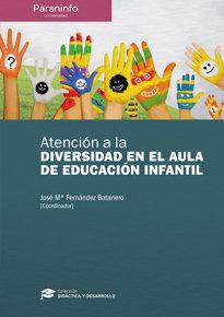 Atencion a la diversidaed en el aula de educacion infantil
