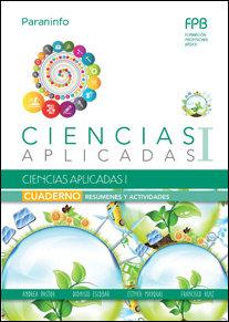 Ciencias aplicadas i cuaderno trabajo
