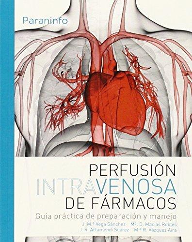 Perfusion intravenosa de farmacos