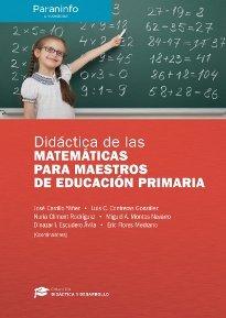 Didactica de las matematicas para maestros de euc primaria