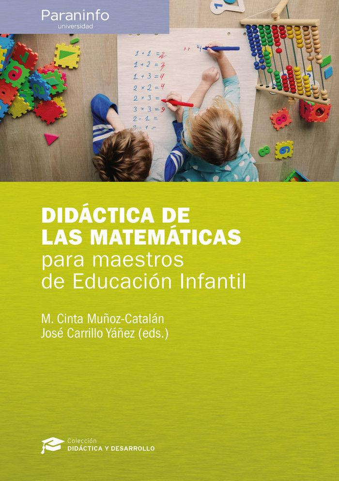 Didactica de las matematicas para maestros de educacion infa