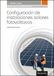 Configuracion de instalaciones solares fotovoltaicas