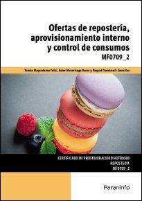 Ofertas de reposteria aprovisionamiento interno y control