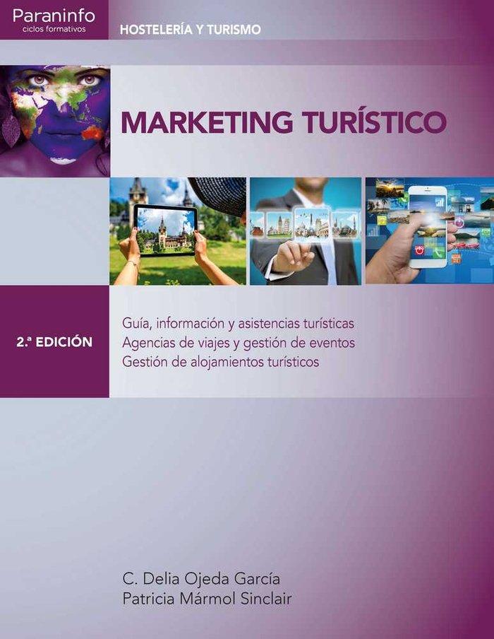 Marketing turistico 2ªed