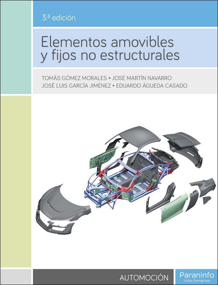 Elementos amovibles fijos y no estructurales 16