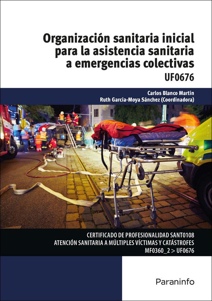 Org.sanitaria inicial para asistencia sanitaria 18