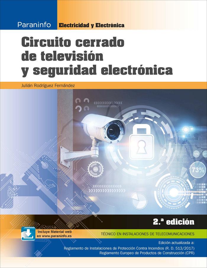 Circ.cerrado television seguridad electronica cf 18