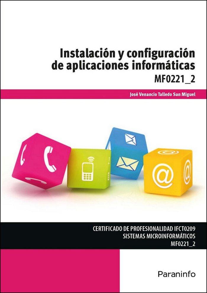 Instalacion y configuracion de aplicaciones informaticas