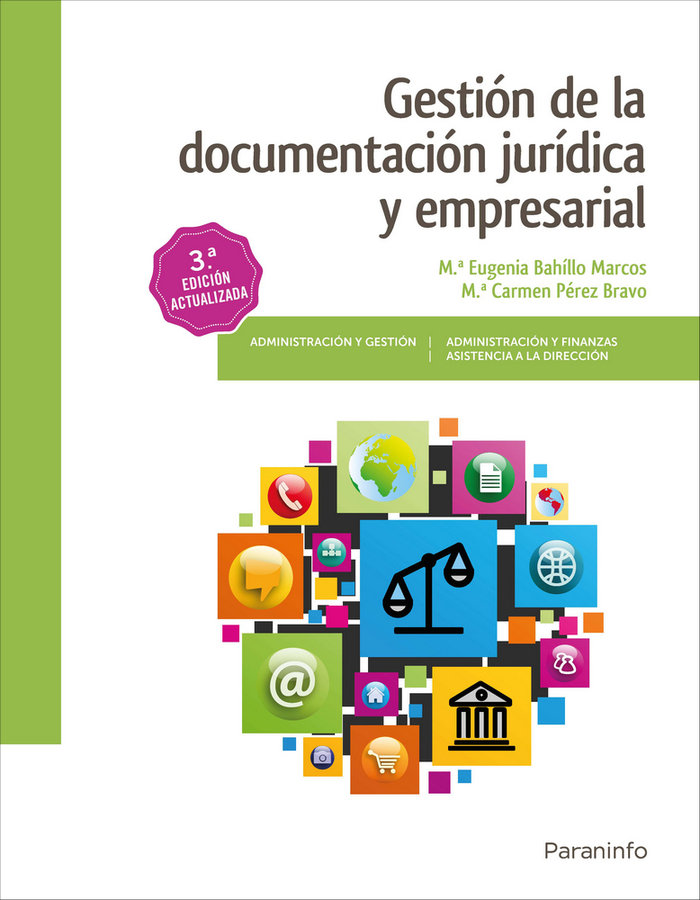 Gest.documentacion juridica empresarial gs 17