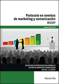 Protocolo en eventos de marketing y comunicacion