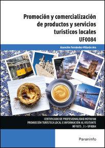 Comercializacion de productos y servicios turisticos locales
