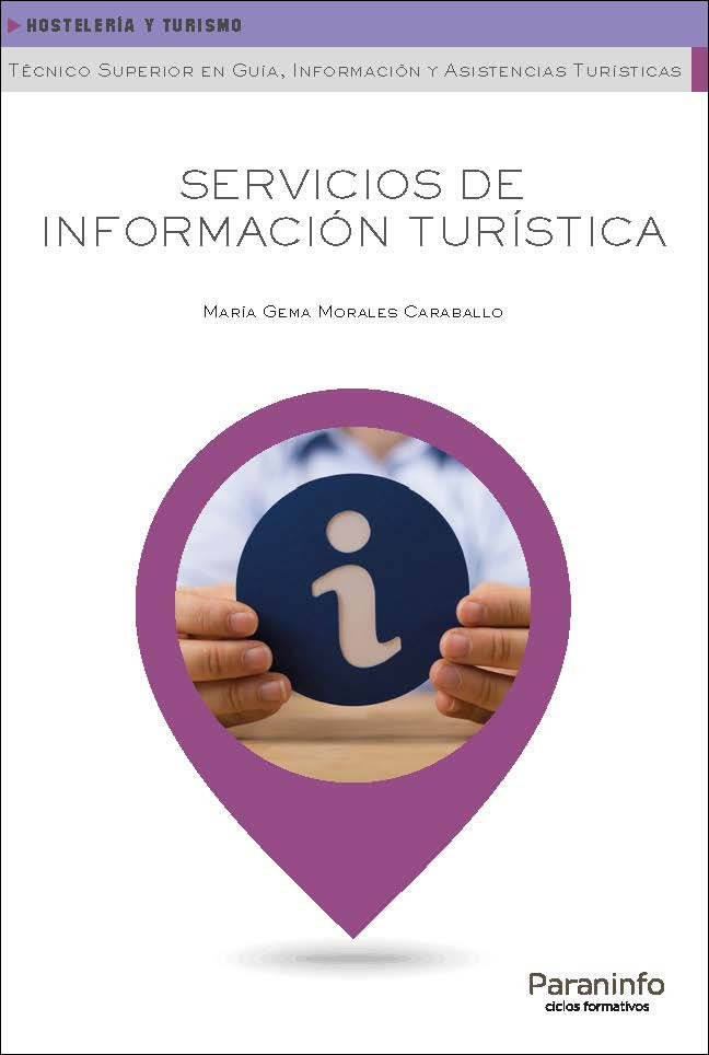 Servicios de informacion turistica cf 18