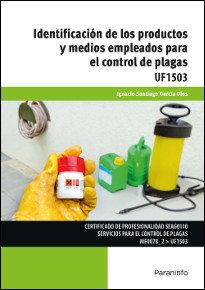 Identificacion productos y medios empleados para el control