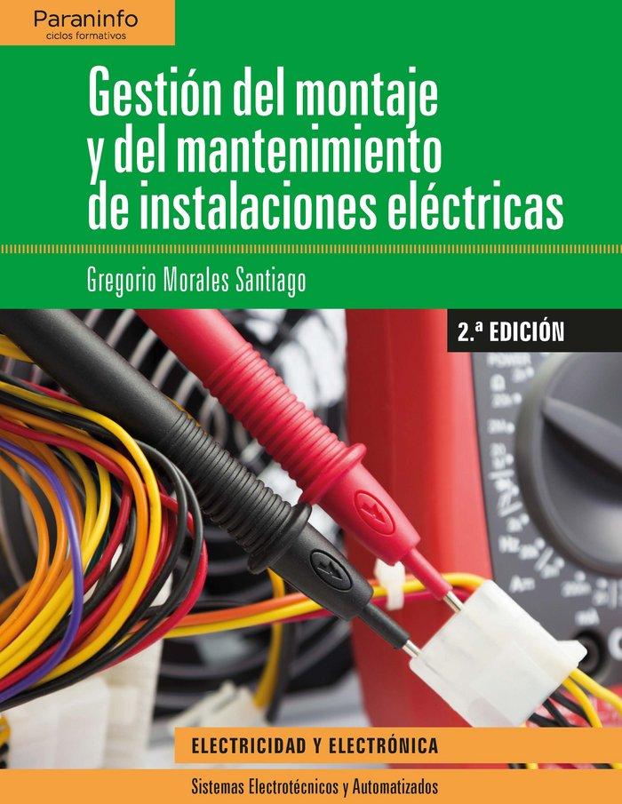 Gest.montaje manten.instalaciones electricas cf 18