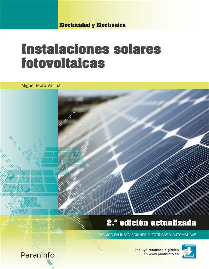 Instalaciones solares fotovoltaicas cf 18