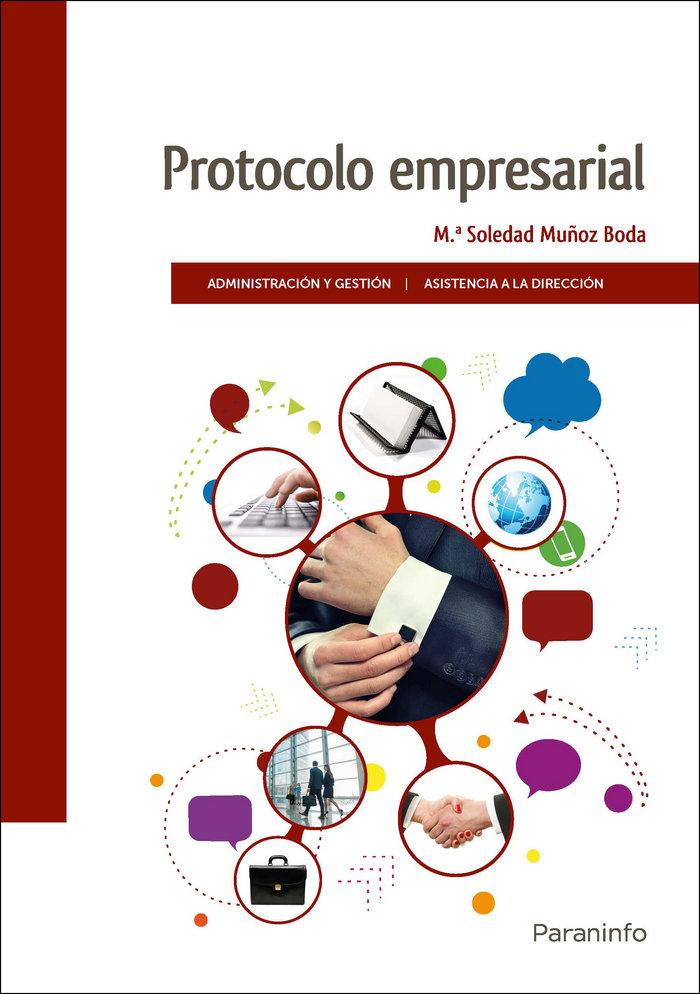 Protocolo empresarial cf 18