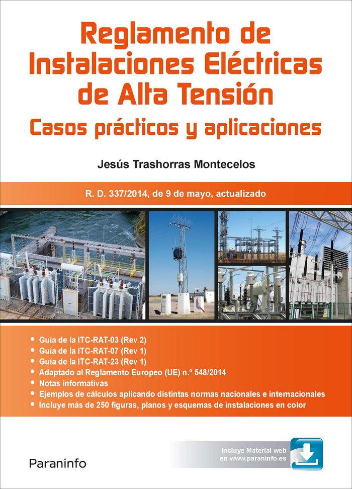 Rat reglamento de instalaciones electricas alta tension