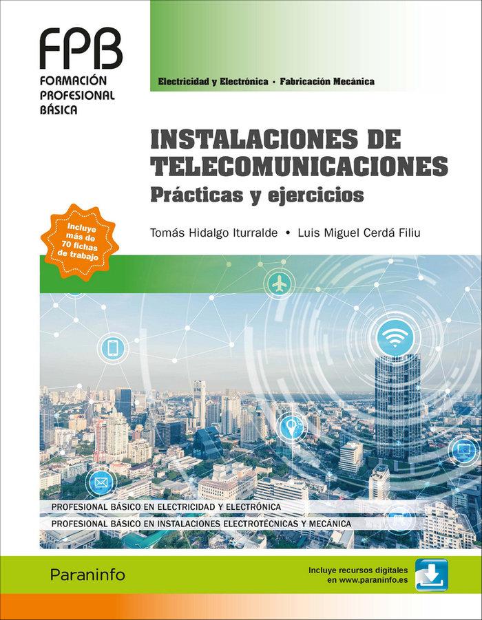 Inst.telecomunicaciones practicas ejercicios fpb 18