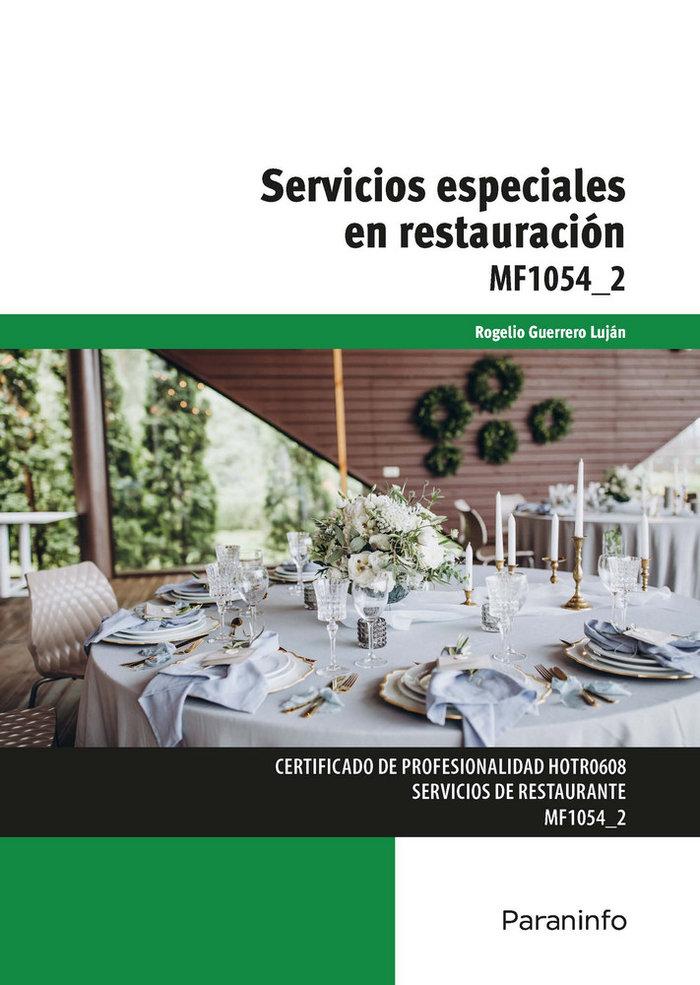 Servicios especiales en restauracion