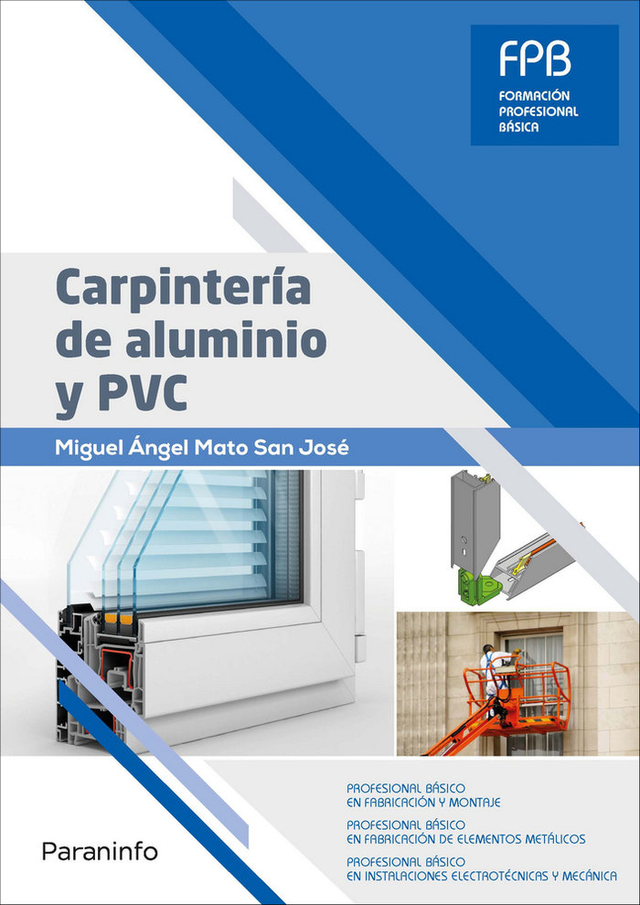 Carpinteria de aluminio y pvc fpb 18