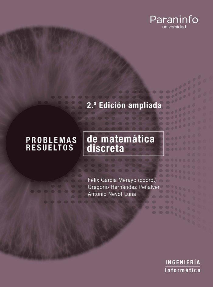 Problemas resueltos de matematica discreta