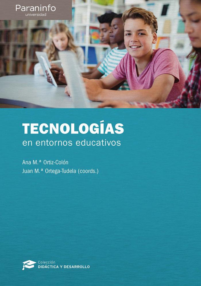 Tecnologia en entornos educativos
