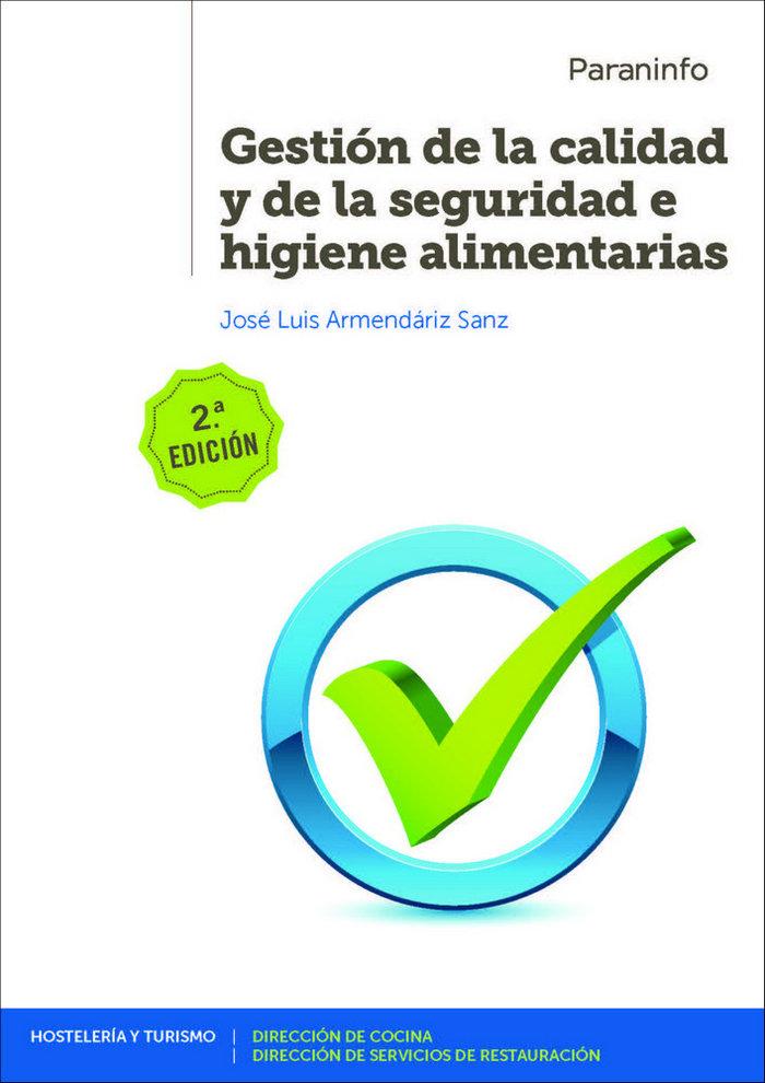Gestion calidad seguridad higiene alimentarias 19