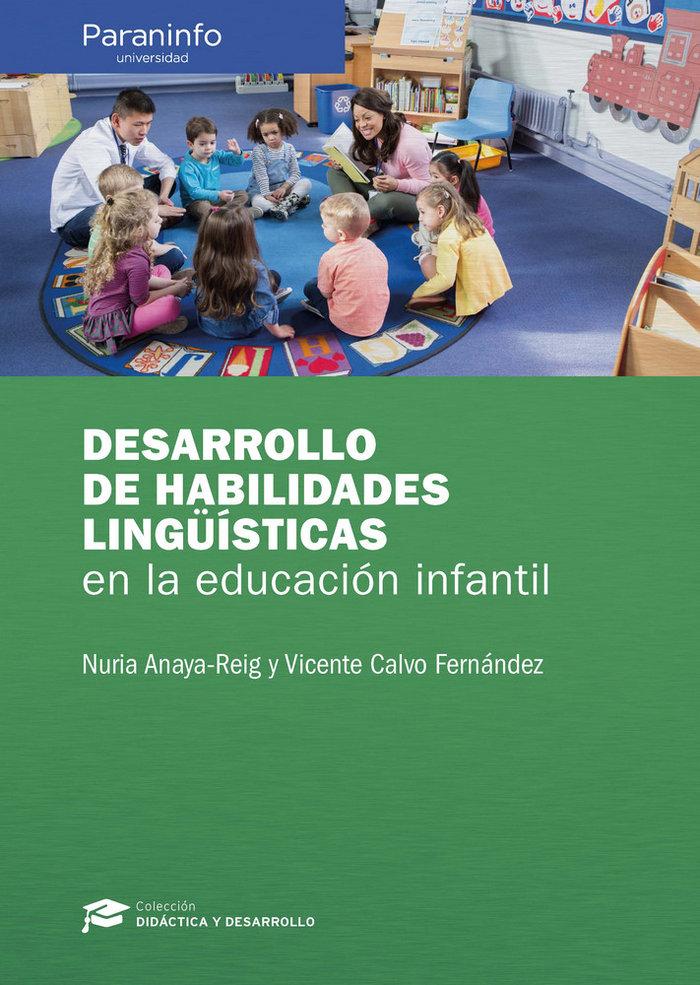 Desarrollo de habilidades linguisticas en educacion infanti