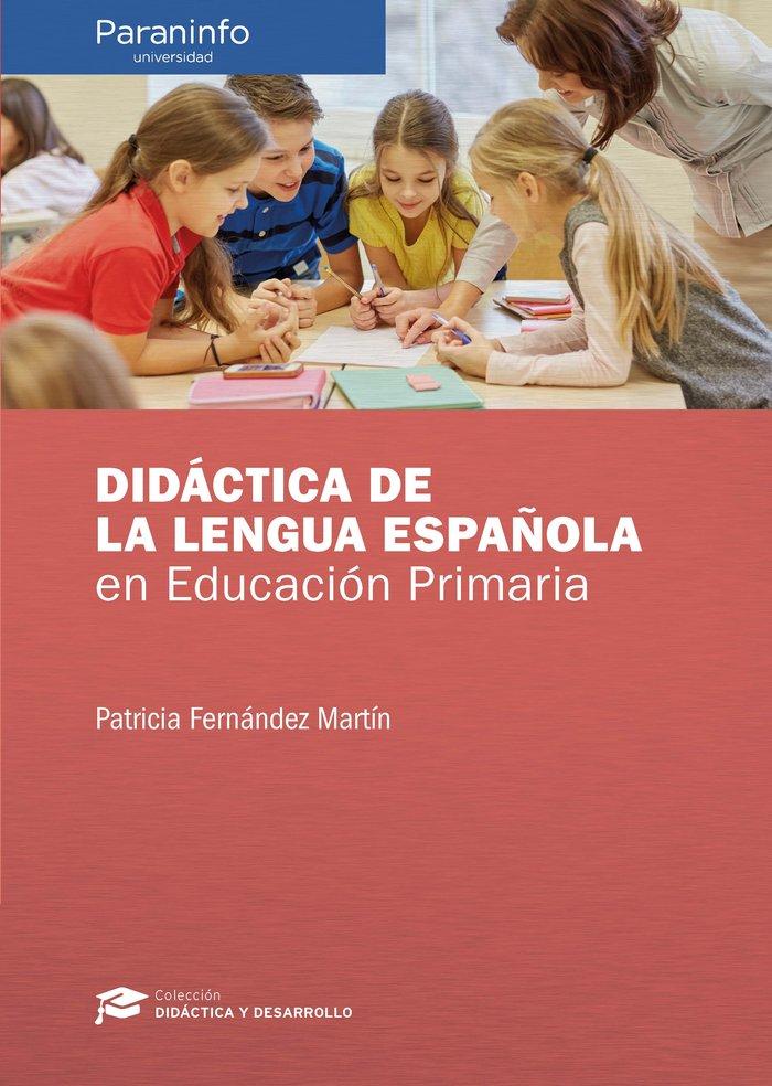 Didactica de la lengua española en educacion primaria