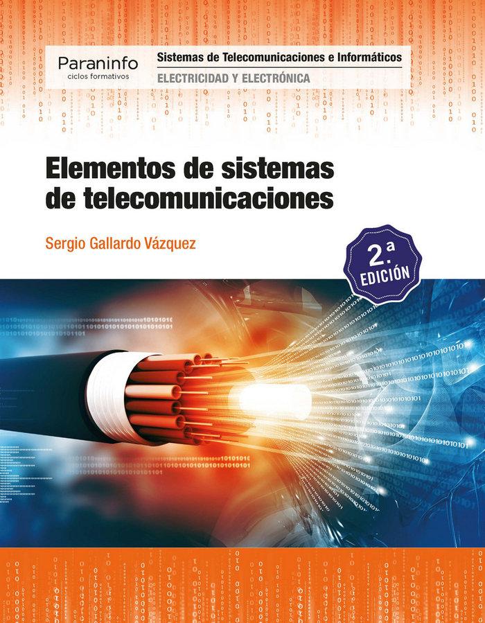 Elementos sistemas telecomunicaciones 2ºed.19