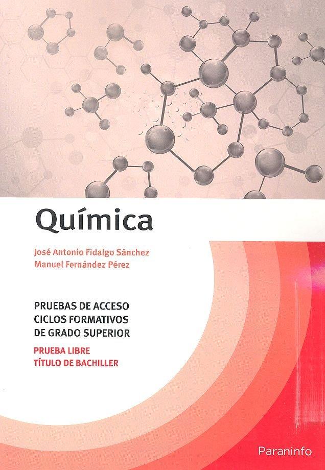 Quimica. pruebas de acceso a ciclos formativos de grado supe