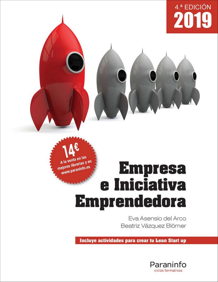 Empresa e iniciativa emprendedora 4ªed.19