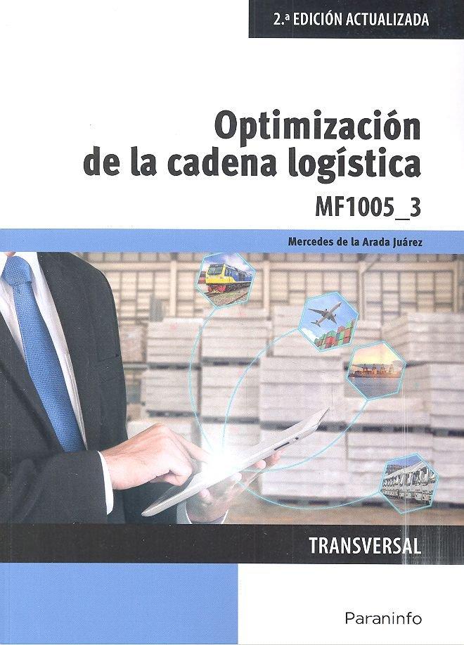 Optimizacion de la cadena logistica