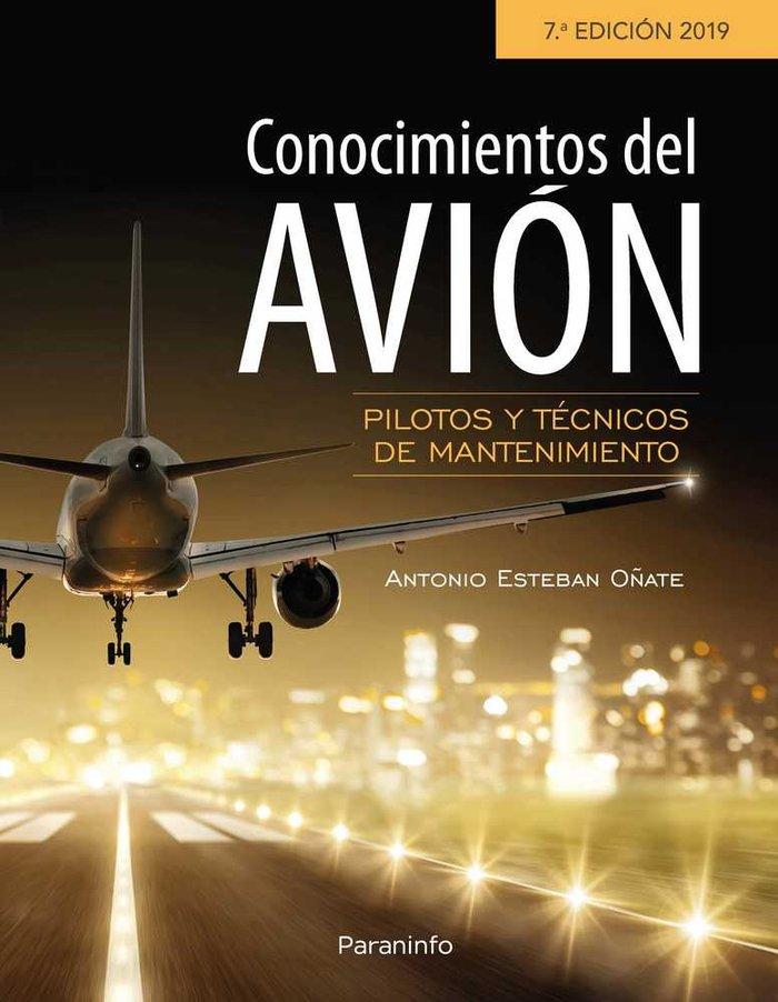 Conocimientos del avion 7.ª edicion 2019