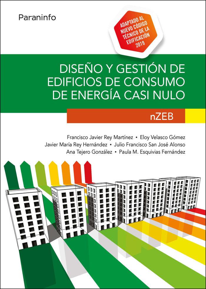 Diseño y gestion de edificios de consumo de energia casi nul