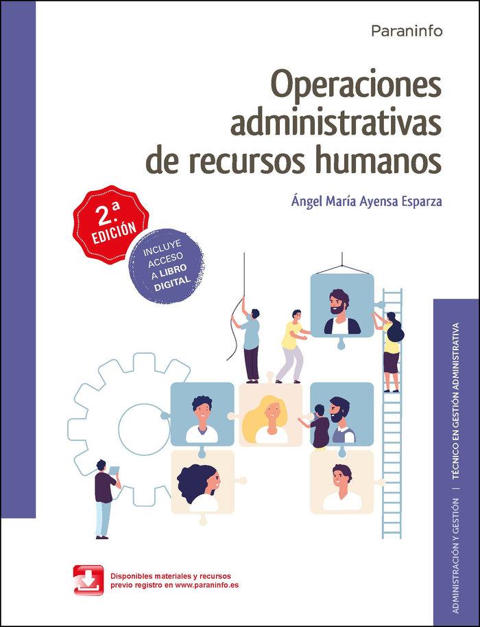 Operaciones administrativas de recursos humanos 20