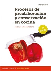 Procesos de preelaboracion y conservacion en cocina
