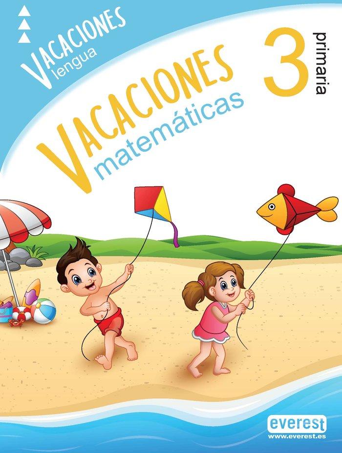 Vacaciones 3ºep 19
