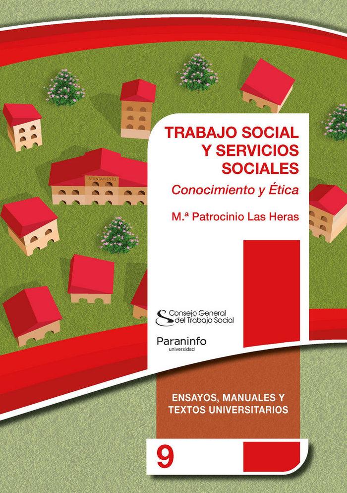 Trabajo social y servicios sociales