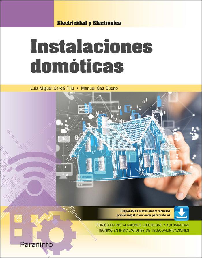Instalaciones domoticas edicion 2020