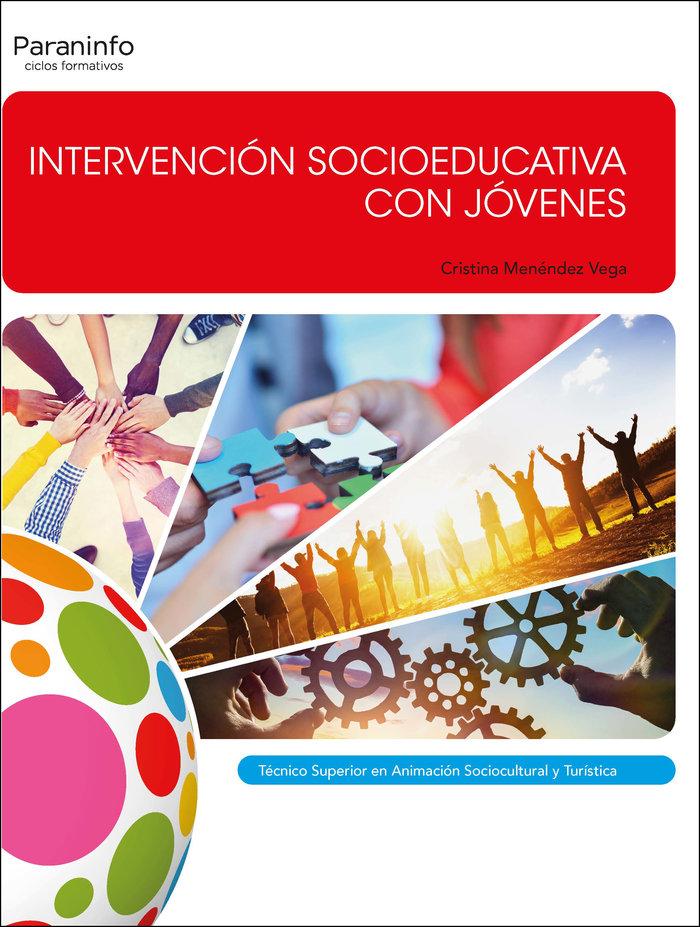 Intervencion socioeducativa con jovenes