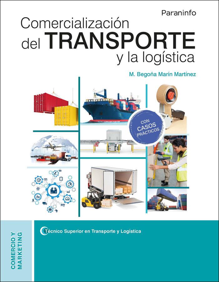Comercializacion del transporte y la logistica