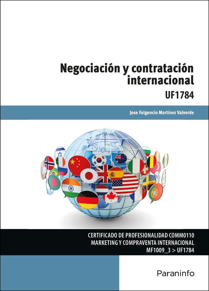 Negociacion y contratacion internacional
