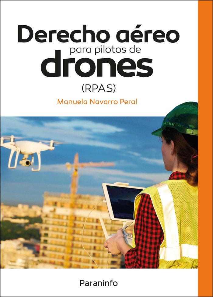 Derecho aereo para pilotos de drones rpas
