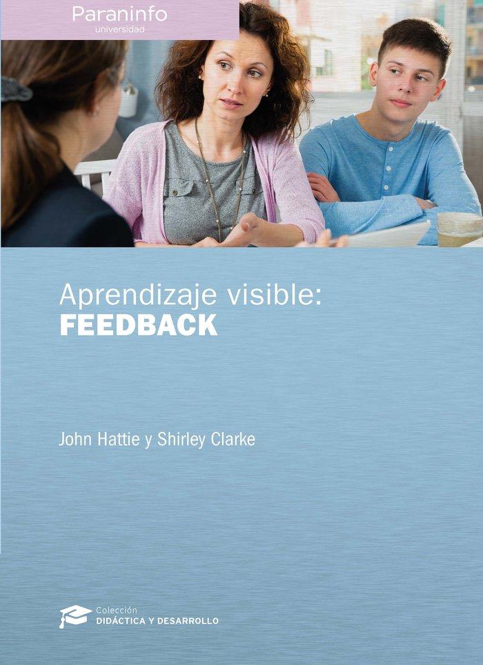 Aprendizaje visible feedback
