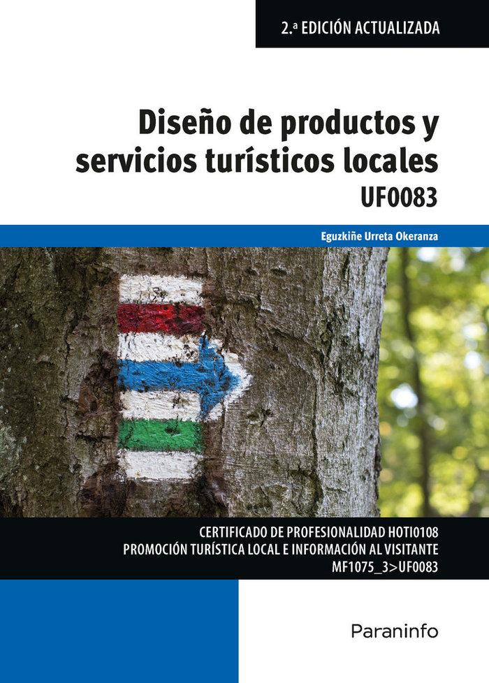 Diseño de productos y servicios turisticos locales