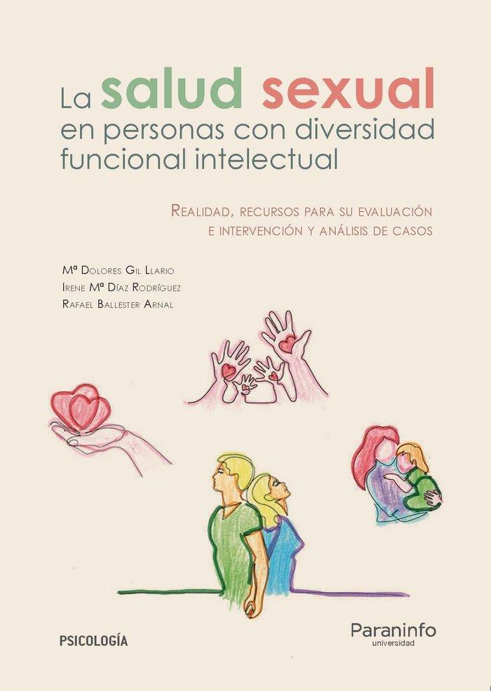 La salud sexual en las personas con diversidad funcional int